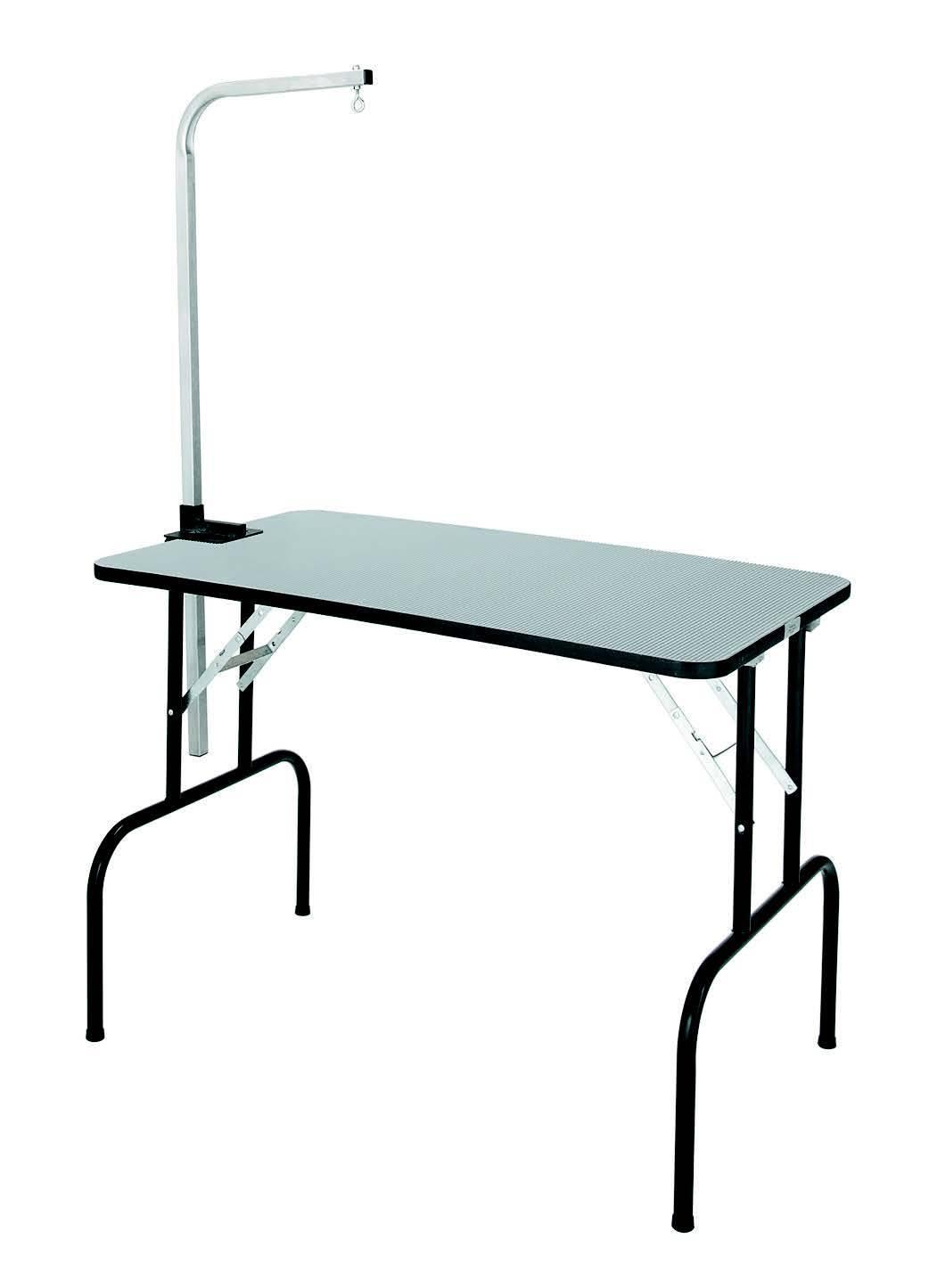 Folding 42u2033 Portable Standard Grooming Table